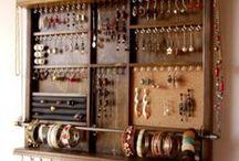 Porta gioielli fai da te