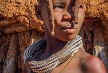 Memories of travel throughout NamibiaFaces of Namibia