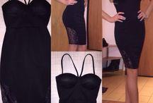 Atelier Mademoiselle / Black dress