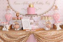 Little sweet party ideas