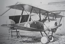 WW-1 Aircraft