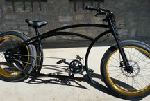 beachcruiser chopper e bike