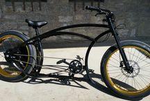 beachcruiser chopper e bike