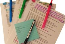 Study methods / Ideas and suggestions of different ways / methods of studying!