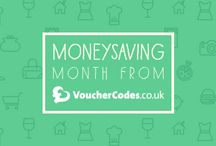 Moneysaving Month / March is all about moneysaving! Check out our top tips, life hacks, thrifty recipes and much more here! / by VoucherCodes.co.uk