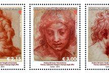 Order of Malta 2015 Stamps / POSTE MAGISTRALI 2015 Stamp Issue