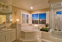 Master Bathroom Ideas / by Natalie Colby
