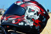 Crash helmet / by Graham Gibbons