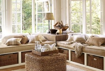 Home - Family Room / by Tracie O'Brien