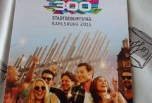 Germany, Karlsruhe / Karlsruhe and its special Festivalsommer, so well organized to celebrate as better as possible the 300° Karlsruhe birthday.  My participation as Travel Blogger during the weekend 3-5 July 2015 #visitkarlsruhe #ka300