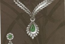 jewel drawing