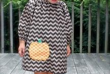 Просторные платья