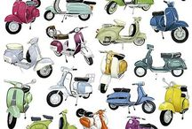 Vespa / by F1world.it