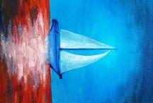 My  art / I love painting