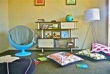 Montessori Room / by Jessica Borgo