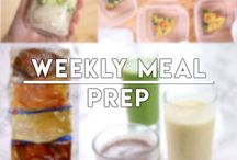 wekly meal prep