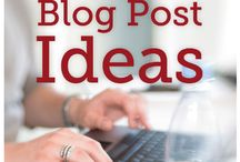 Creative - Blogging Smart / by Monica Andrews