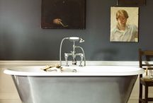 Bathroom ideas / Bathroom inspiration for the new home / by Daniel Hall