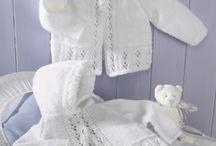 pletení dětské