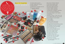 Makeup: The Industry  / A board dedicated to the beauty-industry and random insider-stuff.