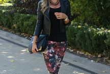Mode fleuri