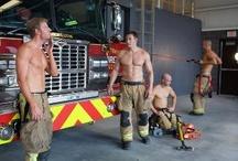 Eye Candy: Firemen