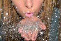 GLITTER!! :) / Glitter My Absolute Favorite Color!!