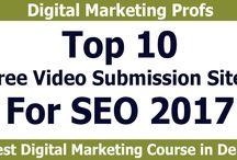 Top 10 Video Submission Sites 2017