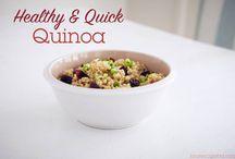 Quinoa Receipes