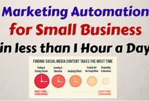 Marketing Automation / Marketing Automation for Small Business is becoming more important as limited time and resources impact your social media marketing campaigns.