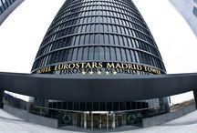 Eurostars & Madrid / by Eurostars Hotels