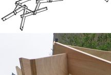 Reciprocal Frame Structure