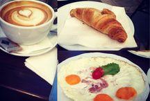 Breakfast in Budapest