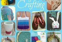 Craft & DIY: Round ups of assorted Crafts & DIY / round ups of assorted crafts & diy for all ages and all media