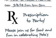 Pharmacy Grad Party