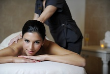 The Spa at Mountain View Grand / Spa service and pictures at the Mountain View Grand Resort & Spa. #RealMVG #MVGMoments #massage #couplesmassage #towerspa #weddingdayprep #facial