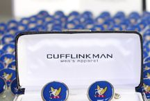 Bespoke Military Cufflinks / 210 pairs of cufflinks for RAF 28 squadron - Bespoke military cufflinks in a range of styles from www.cufflinkman.co.uk