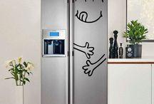 vinilos frigorificos
