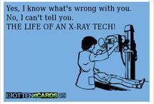 X-ray life