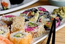 Sushi und Originies