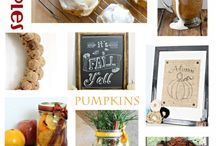 All Things Fall / by Karen Shoemaker
