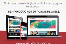Mixartsy / Obras incríveis para impressão fineart