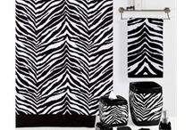 Zebras! / Here is a fun collection of zebra themed home decor items! Trinket boxes, fashion accessories, clocks, rugs and more!