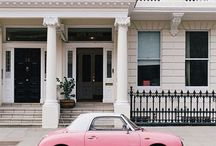Pink / All things in shades of pink