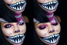 Make up Halloween