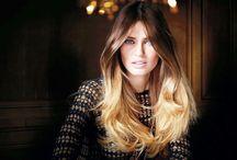 Saçlarda Ombre Trendi - Ombre Hair Trend / 2015'te de saçlarda devam eden trend ombre. Saçlarınıza hareket ve ışıltı katacak, her ortamda fark yaratacağınız ombre uygulaması sizlerle.