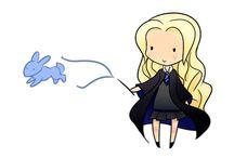 Harry Potter Rawenclaw fan