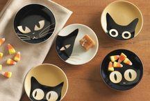 Cat: kissa-astioita