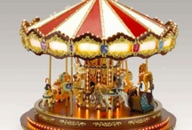 Carousel and Rocking horses