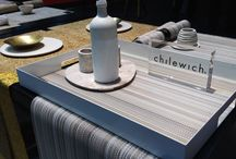 BEHIND-THE-SCENES | MAISON & OBJET | JANUARY 2015 / Get a behind-the-scenes look at the Chilewich booth at the Maison & Objet Trade Show - January 2015 / by Chilewich Sultan LLC